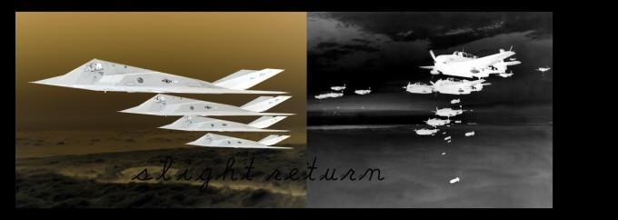 slight return, processed photo, 2011