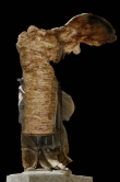 Nike of Samothrake gyro of death, 21x29.7cm, 2014